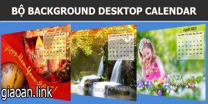background desktop calendar