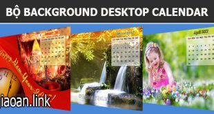 background desktop calendar