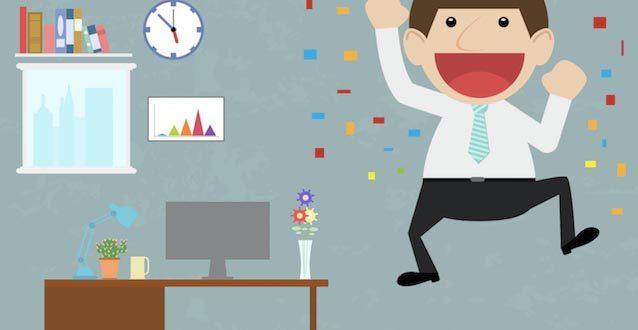 Hạnh phúc trong công việc