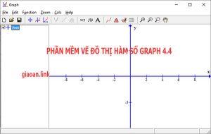 phần mềm vẽ đồ thị hàm số