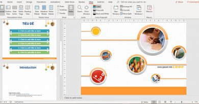 template powerpoint giaoduc v9