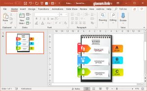 hieu ung powerpoint - notebook - so ghi thong tin